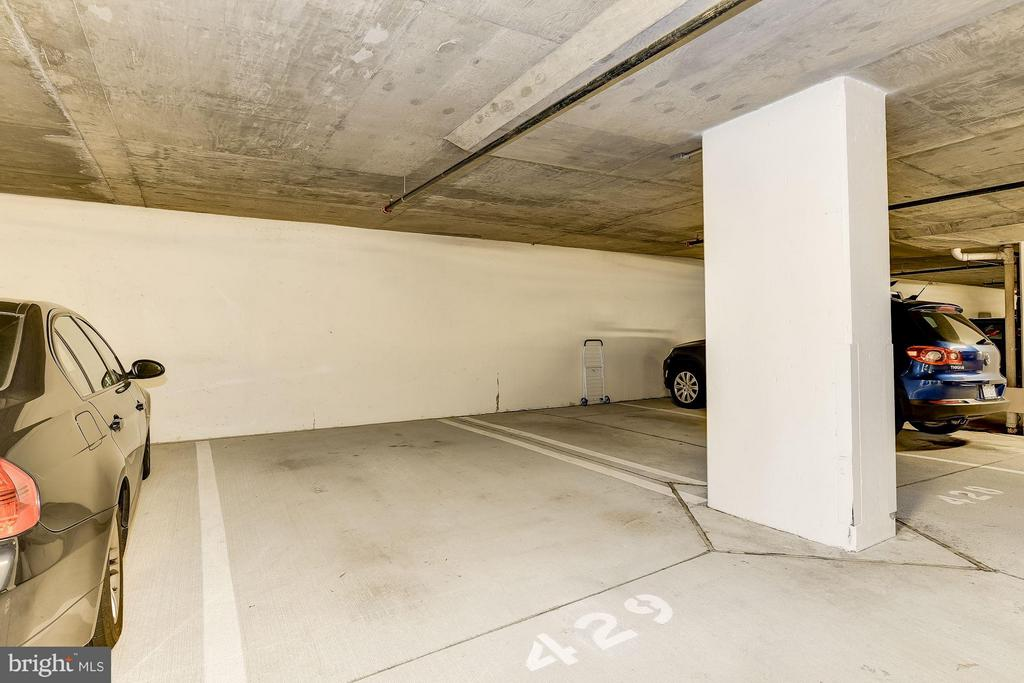 Parking #429 - 888 QUINCY ST #1212, ARLINGTON
