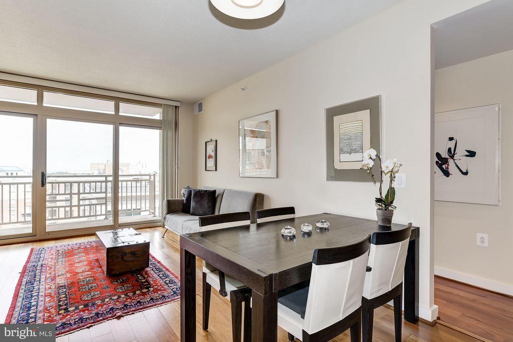 Dining Room - 888 QUINCY ST #1212, ARLINGTON