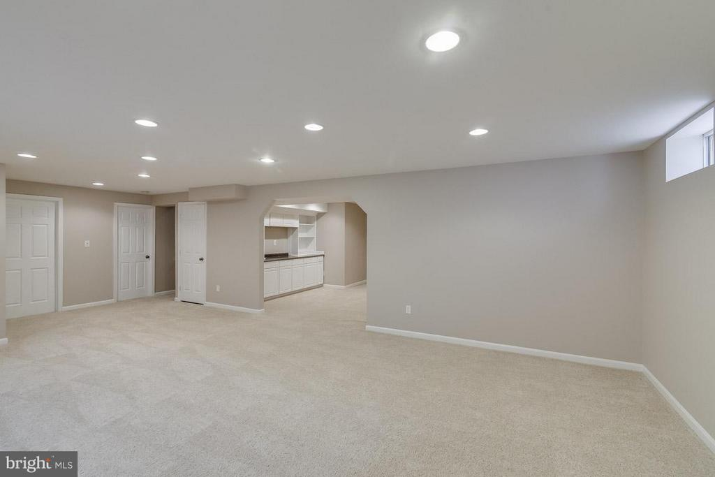 Basement - 25981 DONOVAN DR, CHANTILLY
