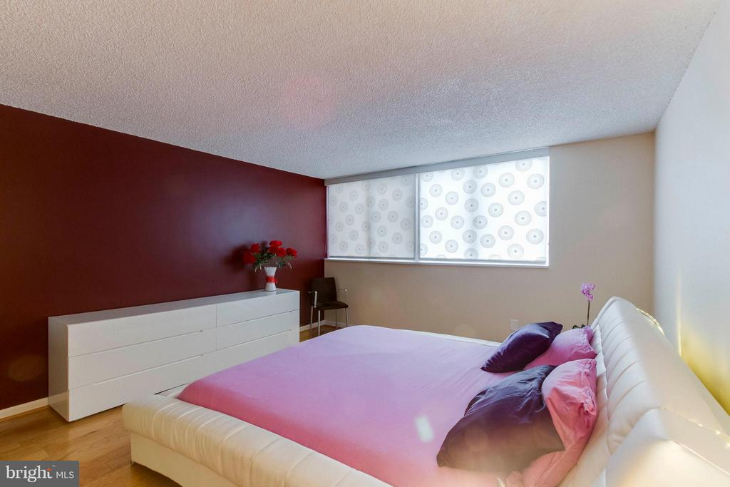 Bedroom (Master) - 1101 ARLINGTON RIDGE RD S #411, ARLINGTON