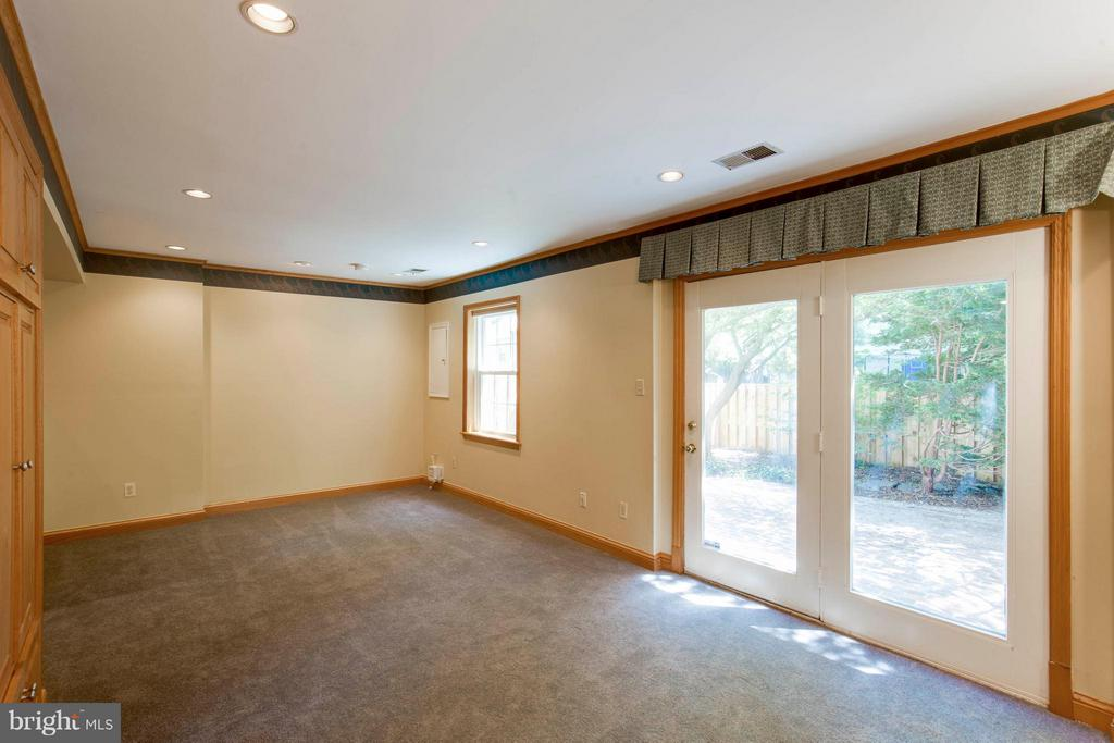 Basement - 3946 WILCOXSON DR, FAIRFAX