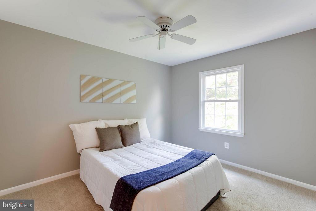Bedroom - 3946 WILCOXSON DR, FAIRFAX