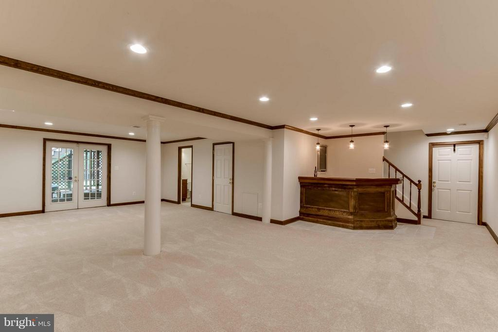 Basement - 7111 LAKETREE DR, FAIRFAX STATION