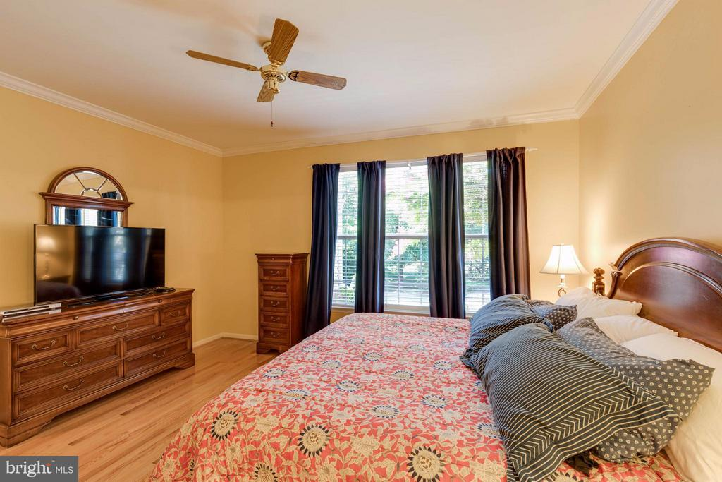 Bedroom (Master) - 9745 CRAIGHILL DR, BRISTOW