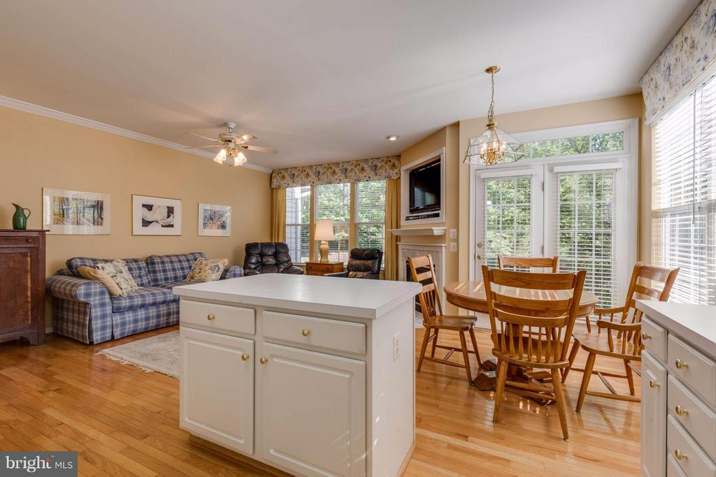 Family Room - 9745 CRAIGHILL DR, BRISTOW
