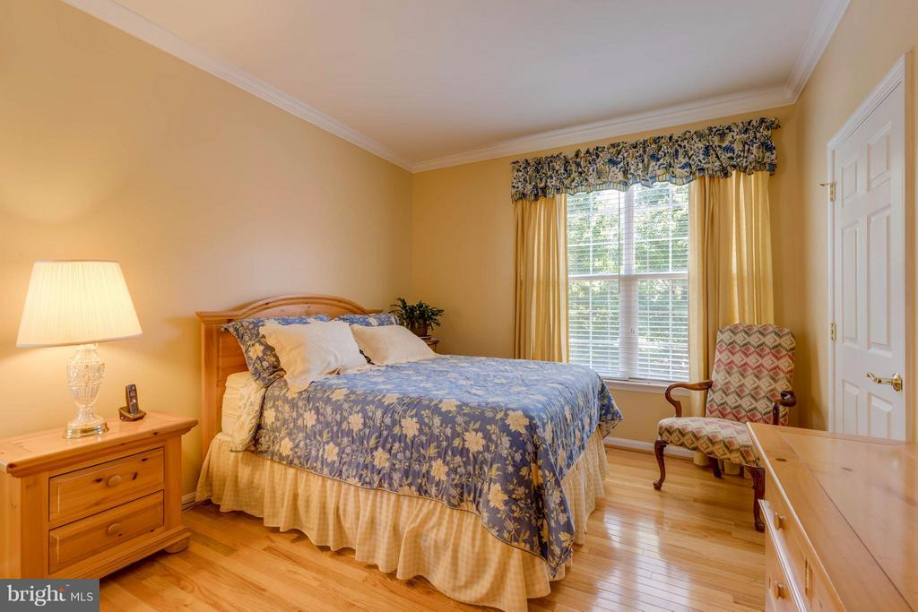 Second main-level bedroom - 9745 CRAIGHILL DR, BRISTOW