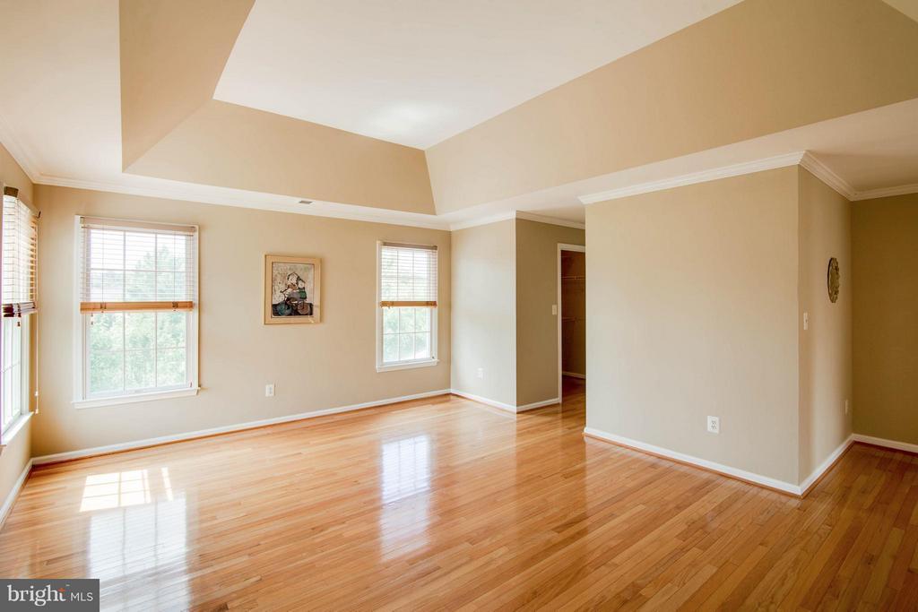 Bedroom (Master) - 10802 CRIPPEN VALE CT, RESTON