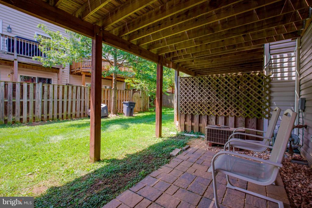 Exterior (Rear) - 14305 NEWBERN LOOP, GAINESVILLE