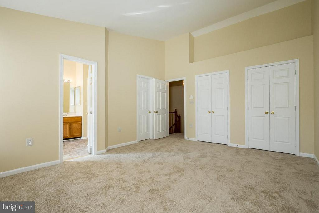 Bedroom (Master) - 14702 BEAUMEADOW DR, CENTREVILLE