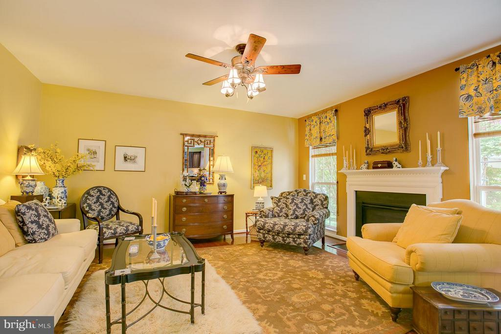 Family Room - 137 WOODSTREAM BLVD, STAFFORD