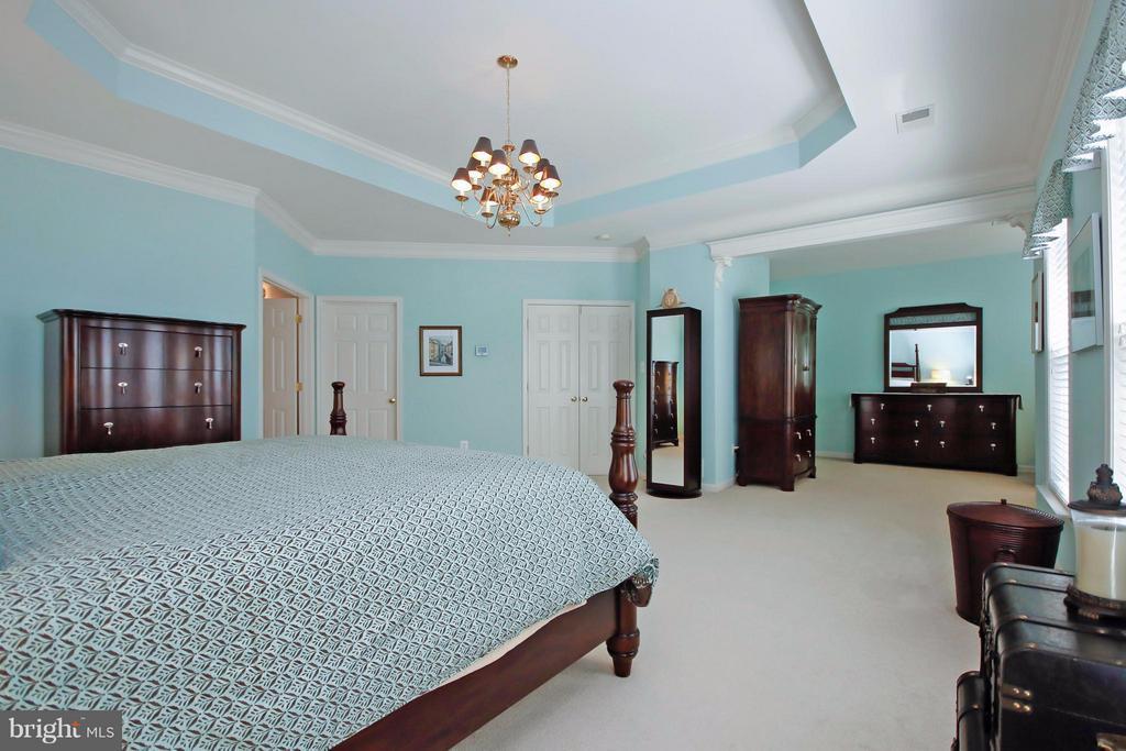 View of Sitting Room - 5657 CARIBBEAN CT, HAYMARKET