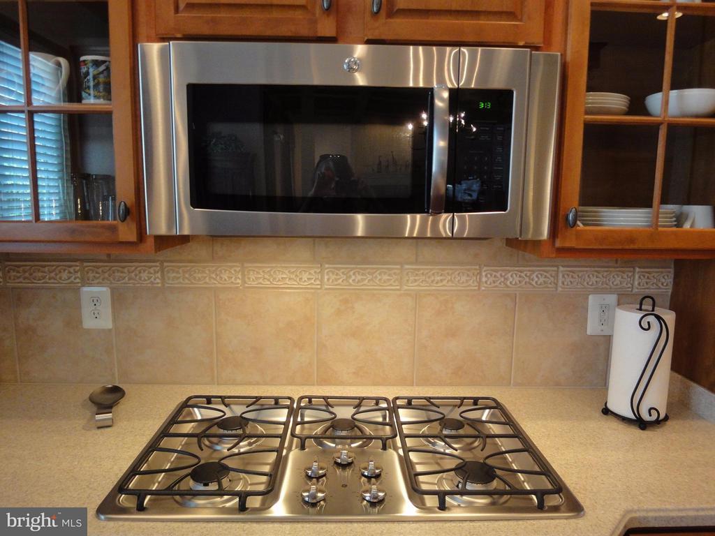New Kitchen Appliances*Gas Cook-Top* - 5657 CARIBBEAN CT, HAYMARKET