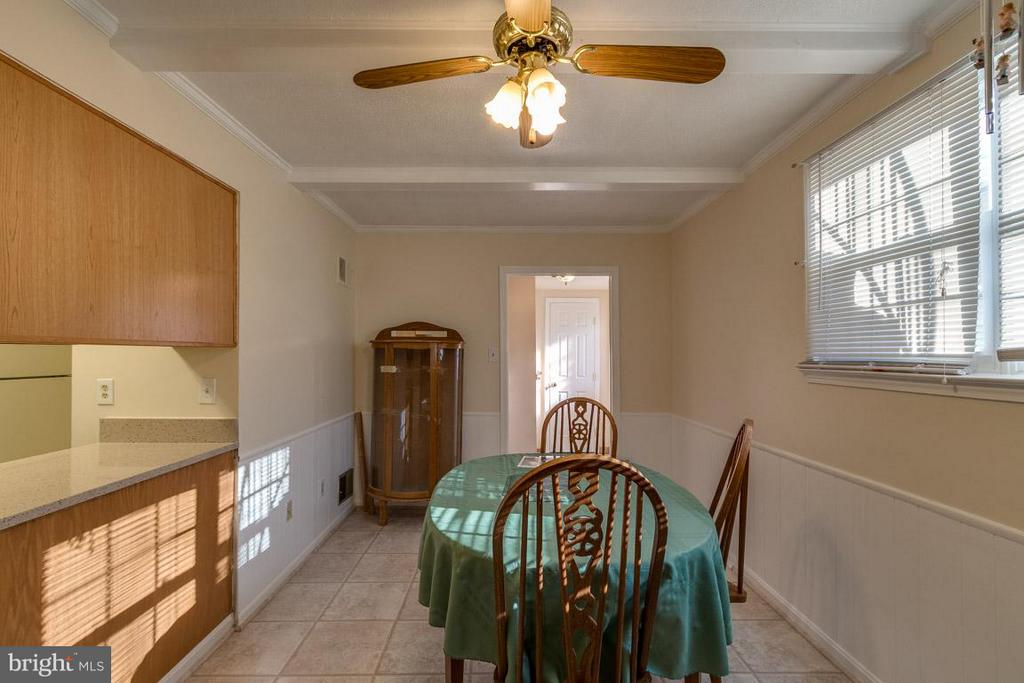 Dining Room - 14444 COOL OAK LN, CENTREVILLE