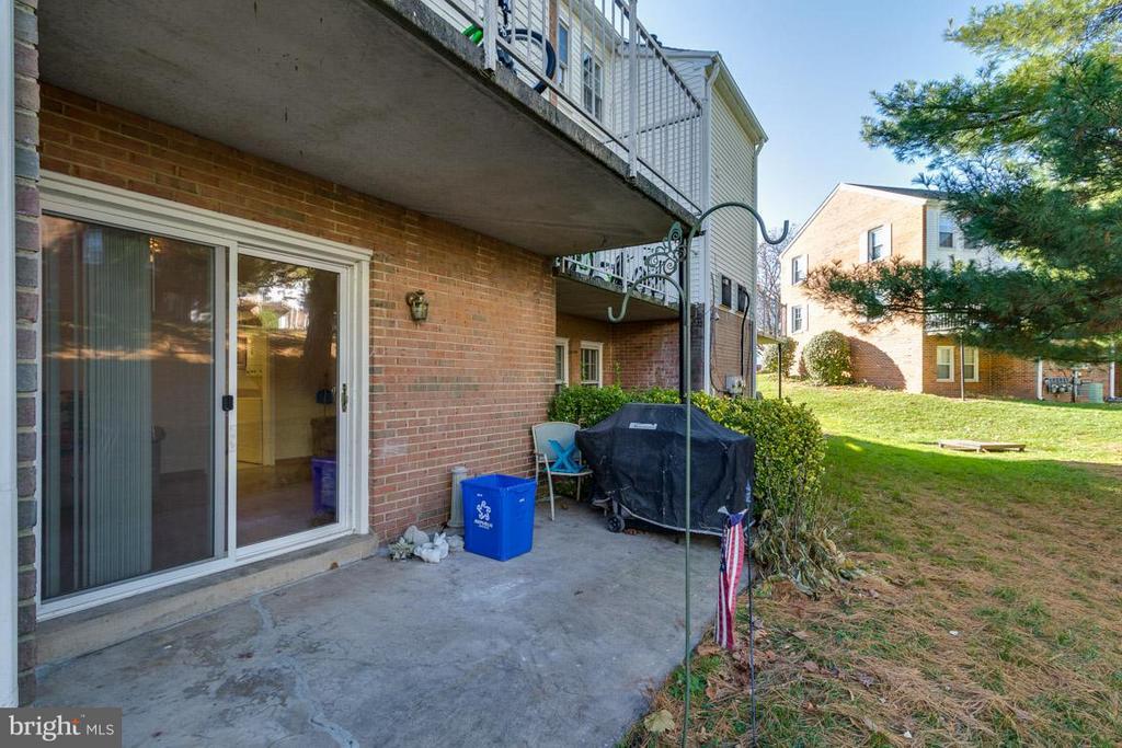 Exterior (Rear) - 14444 COOL OAK LN, CENTREVILLE
