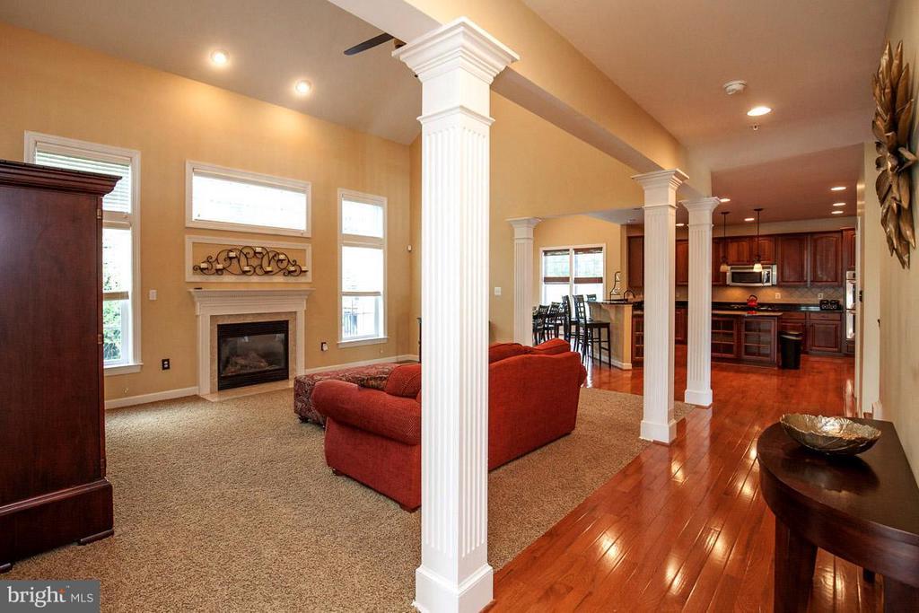 Living Room - 4129 TOTTENHAM ST, FREDERICK