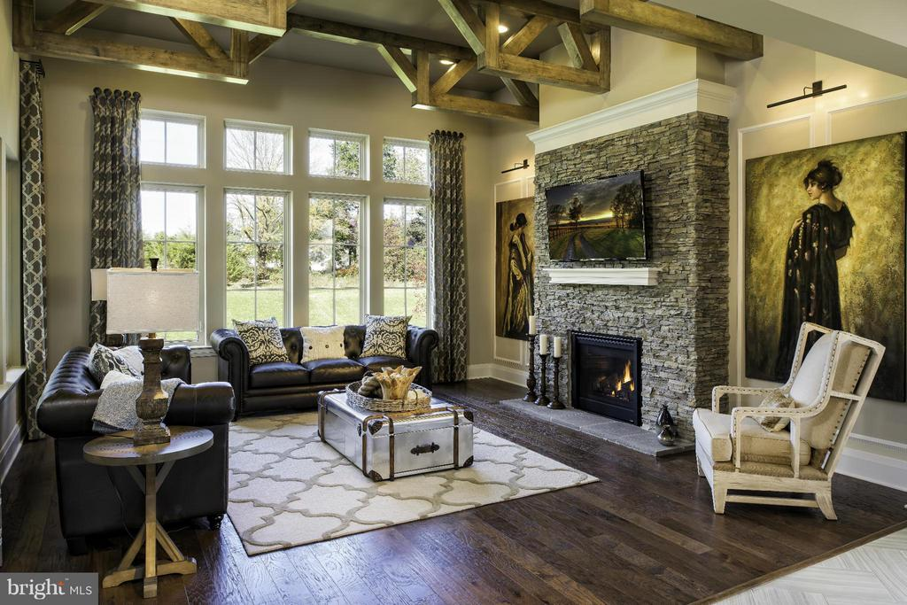 Family Room - 40970 SWEET THORN LN, ALDIE