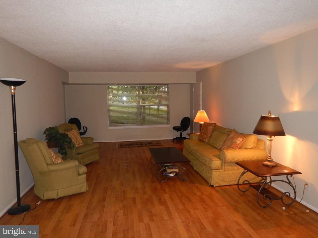 Living Room - 7700 TREMAYNE PL E #101, MCLEAN