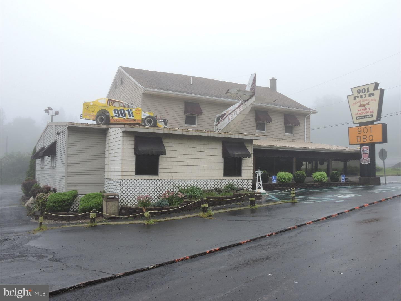 Single Family Home for Sale at 1635 SUNBURY Road Pottsville, Pennsylvania 17901 United States