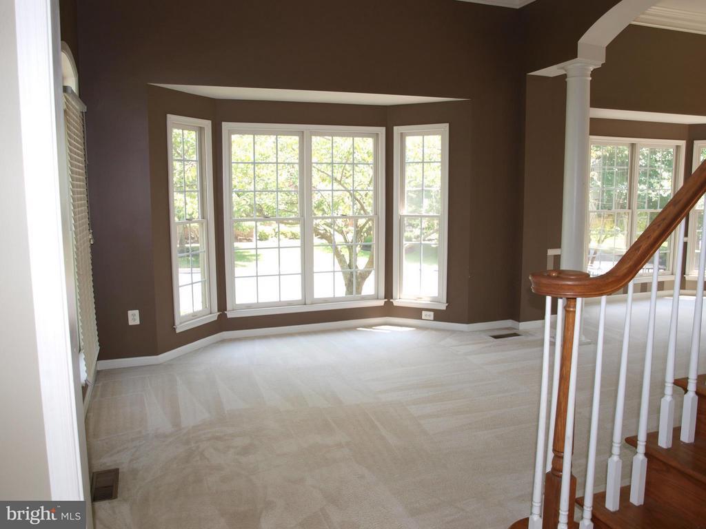 Living Room - 14807 ASHBY OAK CT, HAYMARKET