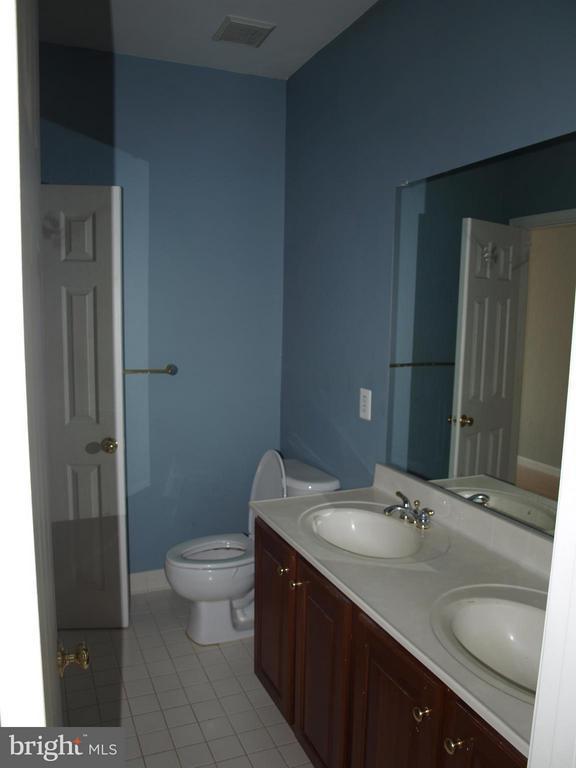 Hall bath - 14807 ASHBY OAK CT, HAYMARKET