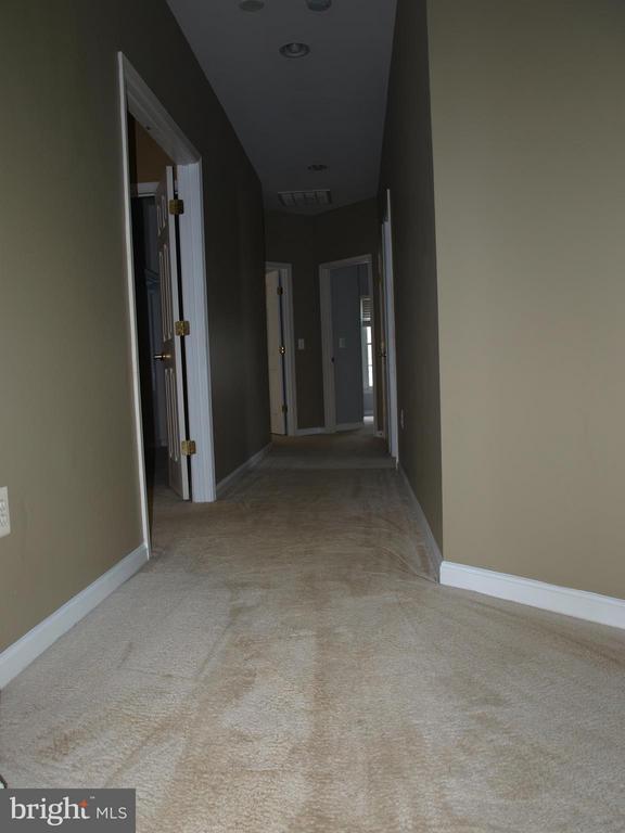 Upper hallway - 14807 ASHBY OAK CT, HAYMARKET