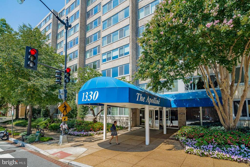 Exterior (General) - 1330 NEW HAMPSHIRE AVE NW #521, WASHINGTON
