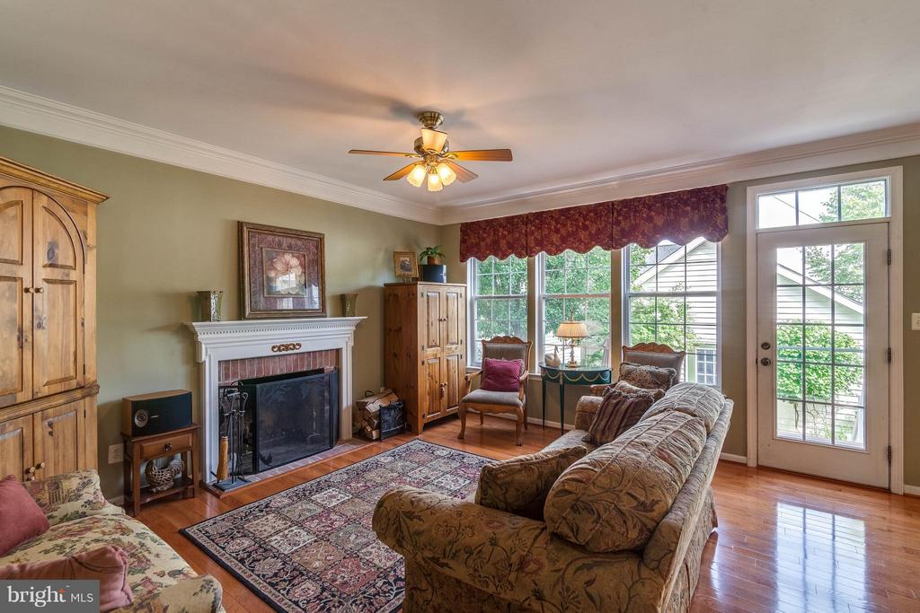 Family Room - 42994 CHESTERTON ST, ASHBURN