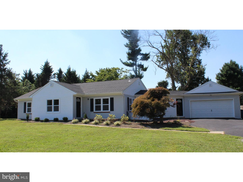 Частный односемейный дом для того Продажа на 1796 W DOE RUN Road Unionville, Пенсильвания 19348 Соединенные Штаты