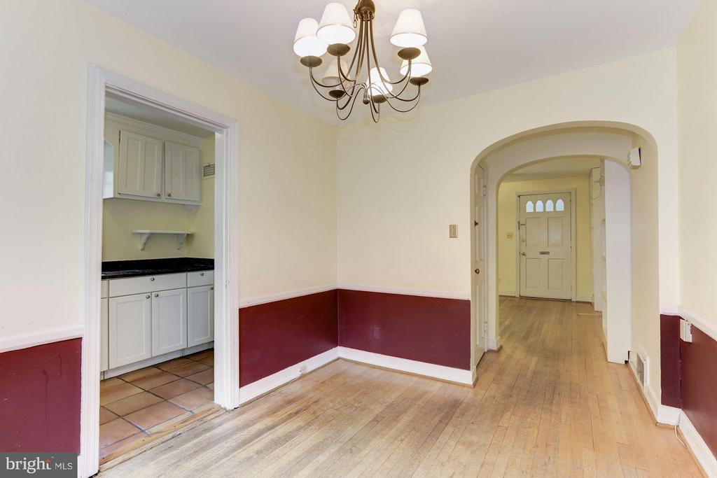Dining Room - 3107 HIGH ST, ARLINGTON
