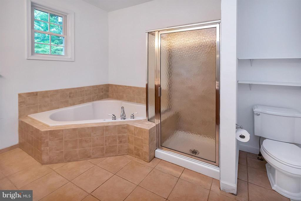 Shower with separate soaking tub - 3116 LAKEVIEW PKWY, LOCUST GROVE