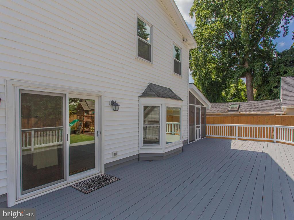Great space 4 entertaining w/ rm 4 seating/dining - 3413 17TH ST S, ARLINGTON
