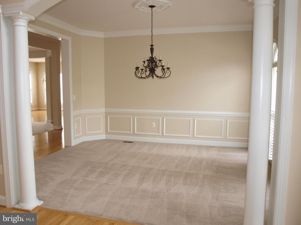 Large Dining Room - 206 LAWSON RD SE, LEESBURG