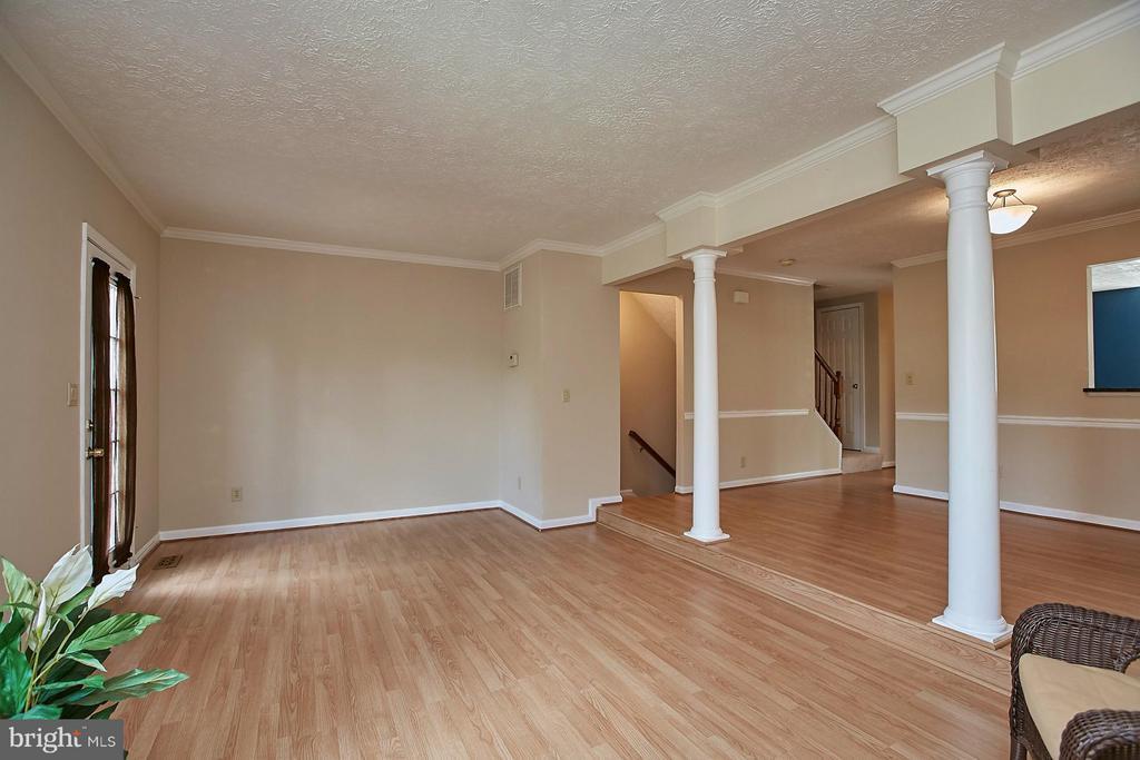 Living Room - 108 BENTLEY CT, STAFFORD