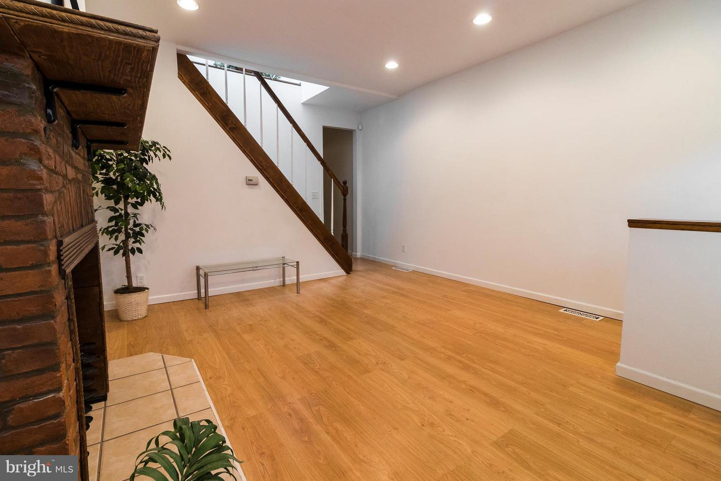 Single Family for Sale at 1311 Broadway Baltimore, Maryland 21213 United States