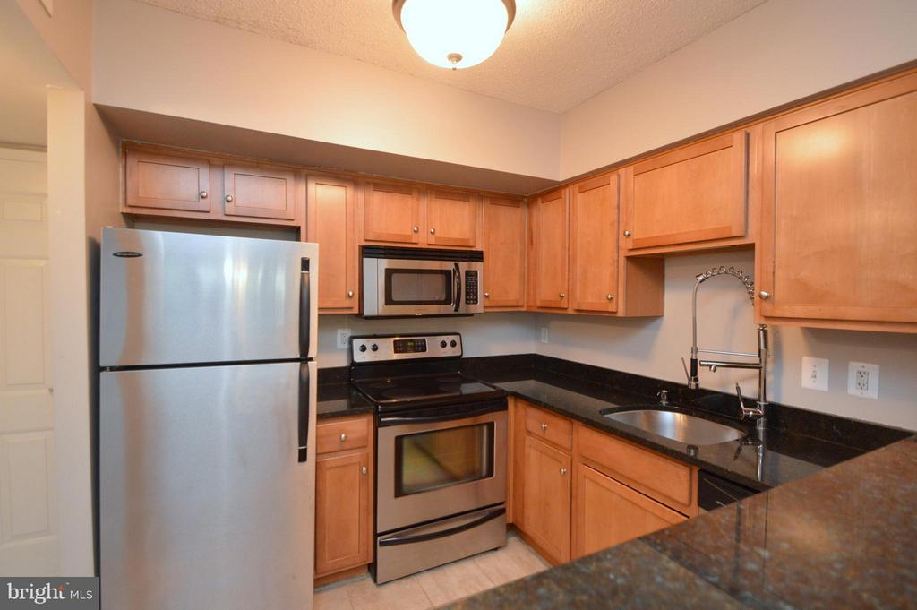 Kitchen - 1001 RANDOLPH ST #112, ARLINGTON