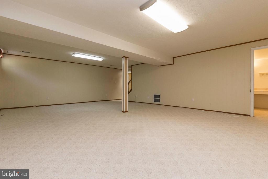 Basement - 10710 OAKENSHAW CT, BURKE