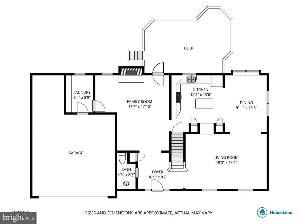 Interior (General) - 10710 OAKENSHAW CT, BURKE