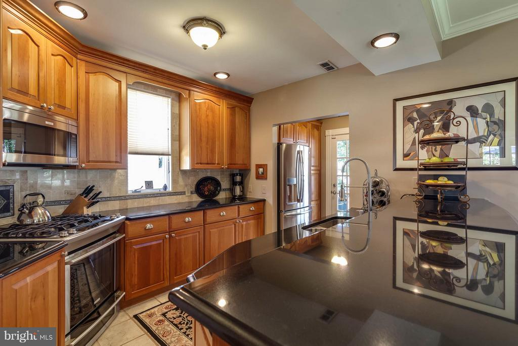 Stunning designer kitchen! - 328 HUME AVE, ALEXANDRIA