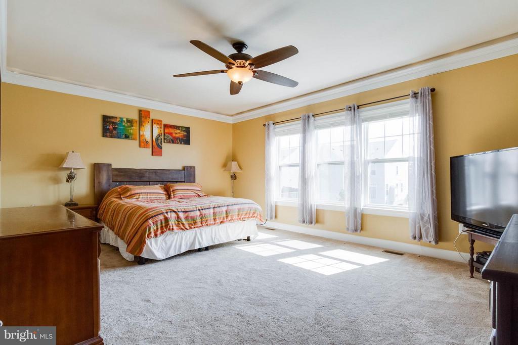Bedroom (Master) - 15466 PAPILLON PL, WOODBRIDGE