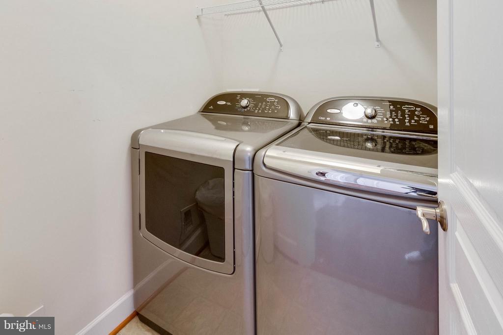 Laundry Room - 15466 PAPILLON PL, WOODBRIDGE