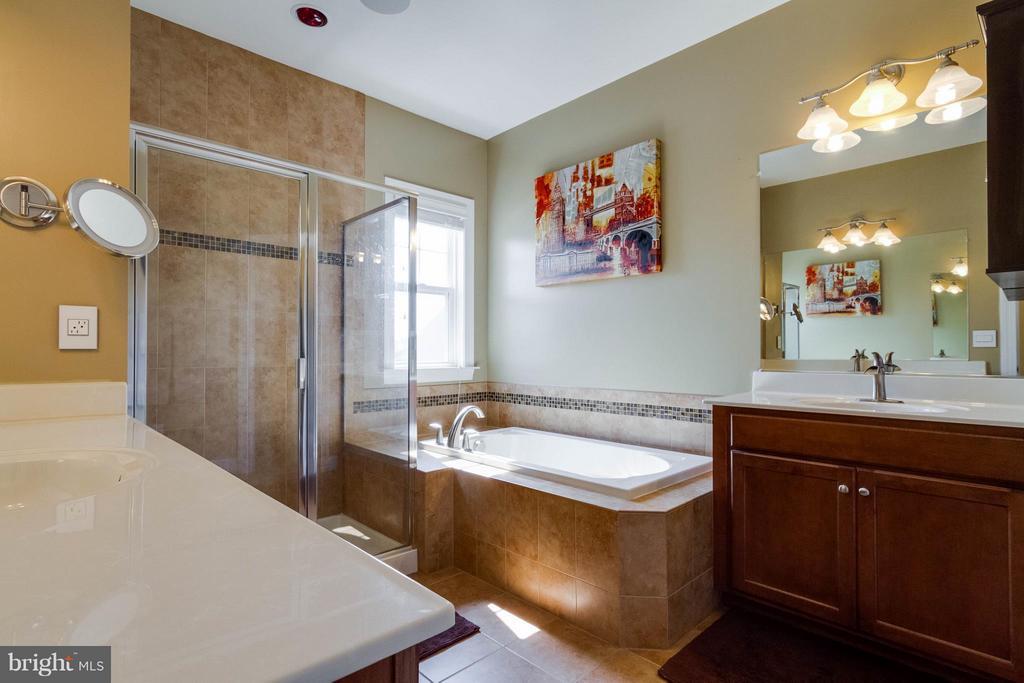 Bath (Master) - 15466 PAPILLON PL, WOODBRIDGE