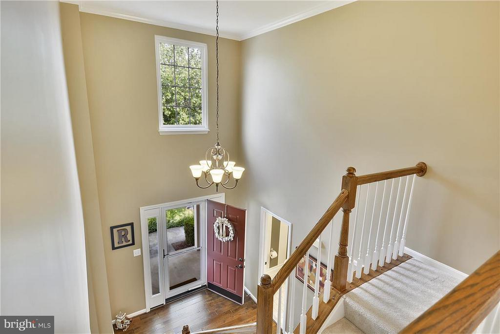 Entry 2-story Foyer - 20977 DEER RUN WAY, ASHBURN