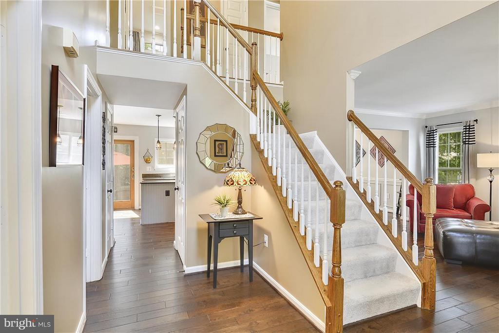 Entry Foyer - 20977 DEER RUN WAY, ASHBURN