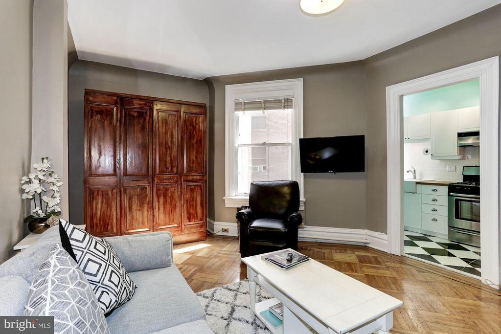 Comfortable and inviting - 2039 NEW HAMPSHIRE AVE NW #209, WASHINGTON