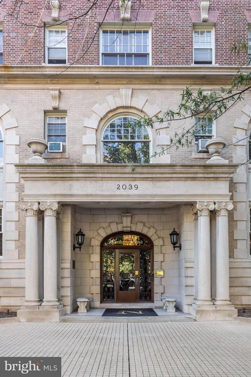 Building on National Preservation List - 2039 NEW HAMPSHIRE AVE NW #209, WASHINGTON