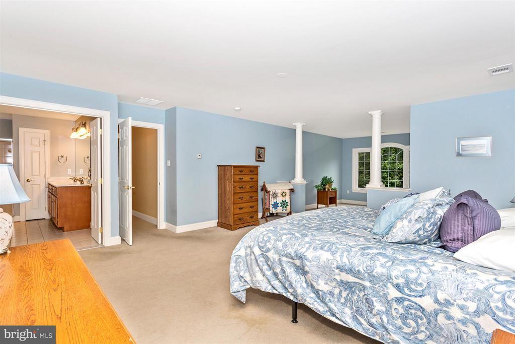 Bedroom (Master) - 3450 BASFORD RD, FREDERICK