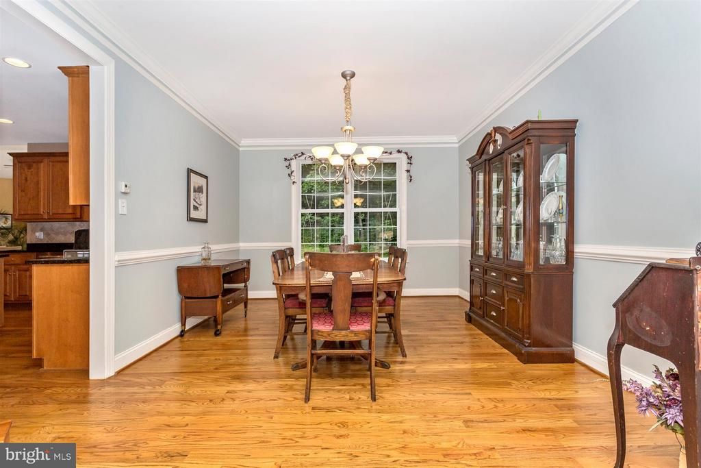 Dining Room - 3450 BASFORD RD, FREDERICK