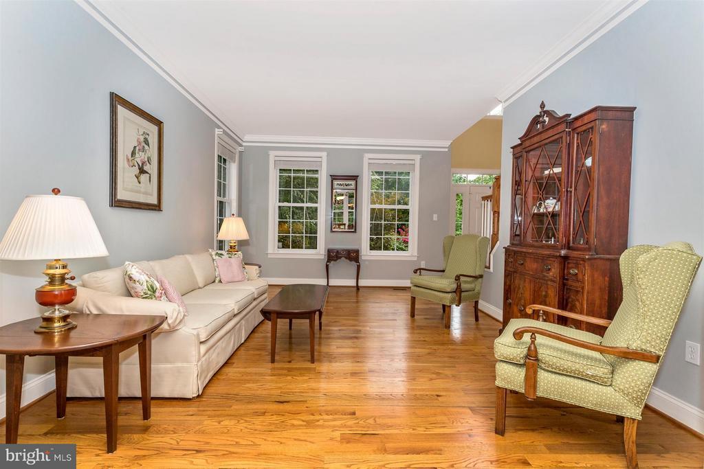 Living Room - 3450 BASFORD RD, FREDERICK