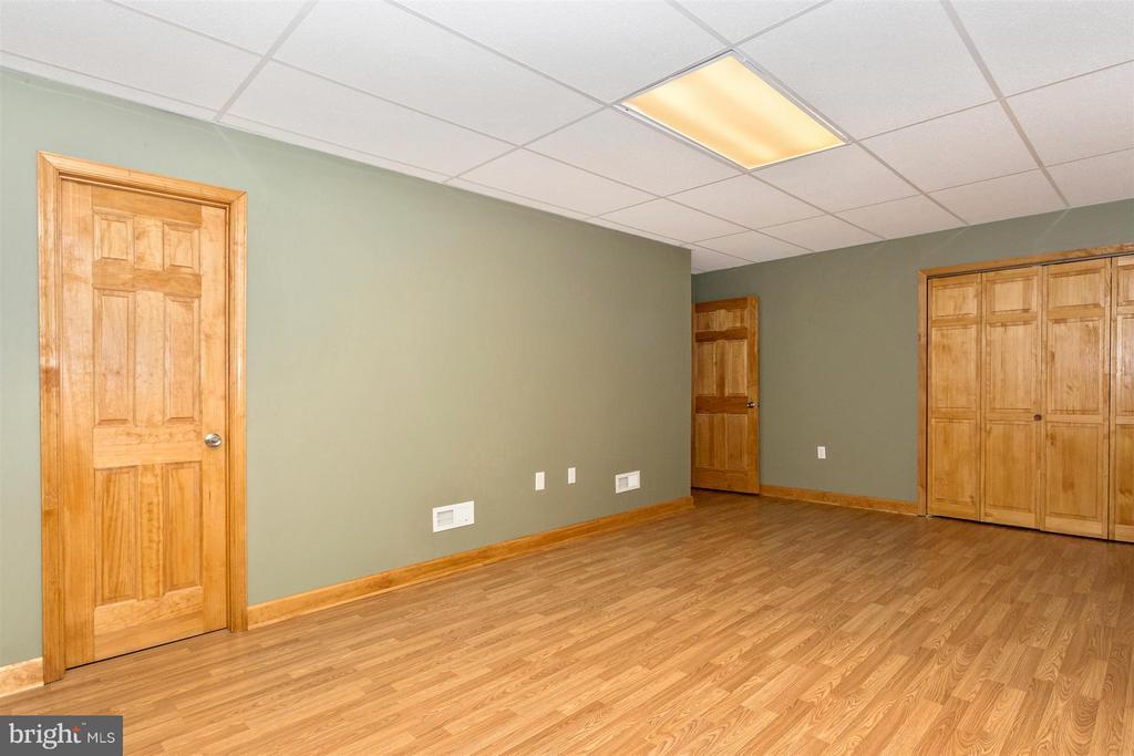 Basement bonus room - 14112 CLEARWOOD CT, MOUNT AIRY