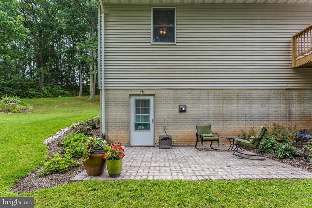 Patio - 14112 CLEARWOOD CT, MOUNT AIRY